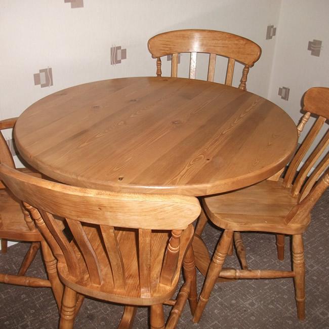 Pine Dining Table Aspenn Furniture