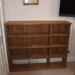 Shelving Traditional