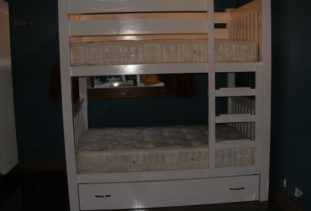 Kids Cabin Bed by Aspenn Furniture