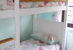 Childrens Cabin Bed by Aspenn Furniture