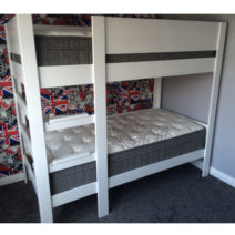 Bunk Bed in White