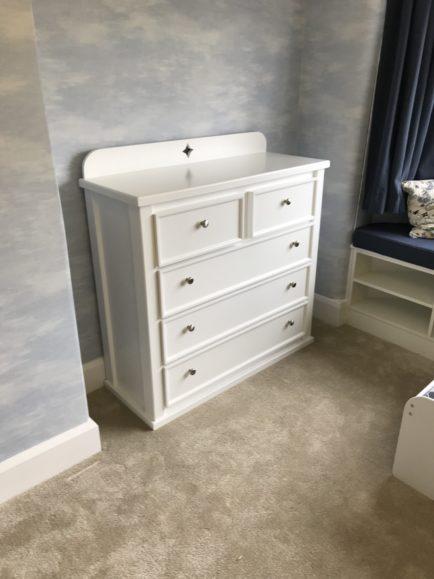 2/3 drawer chest