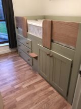 3 Drawer Cabin Bed
