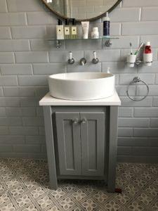 How Should Your Vanity Unit Basin Sit Aspenn Furniture