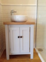 Pavilion Grey Vanity Unit