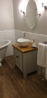 Countertop Vanity Unit In Cromarty